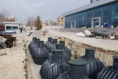 پکیج تصفیه فاضلاب بهداشتی- اذربایجان شرقی